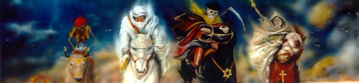 die vier apokalyptischen Reiter