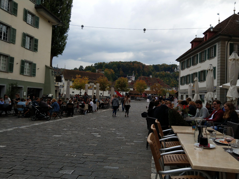 Luzern Mühleplatz