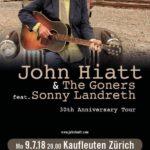 John Hiatt Kaufleuten