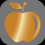 Apfel grau